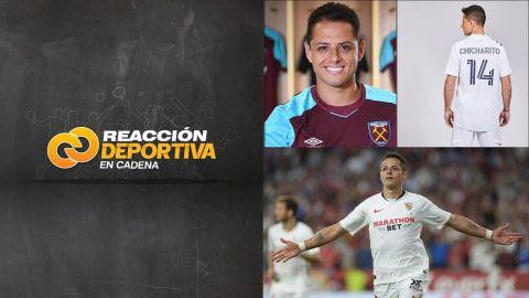 REACCIÓN DEPORTIVA con Carlos Yeme: Chicharito hizo lo correcto al ir a la MLS