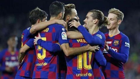 El Barça domina en las redes sociales