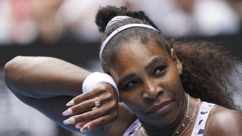 Serena cae sorpresivamente ante Wang en Australia