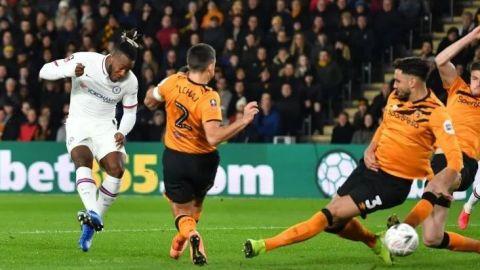 Chelsea vence al Hull y pasa a octavos de la FA Cup