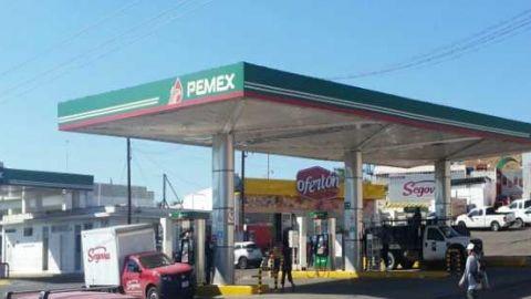 Gasolinera de Durango daba 17% menos de combustible,