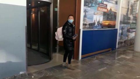 VIDEO: Libre de coronavirus último vuelo China-Tijuana