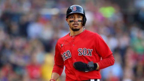 ¿Cómo luciría un canje Boston-S.D. por Mookie Betts?