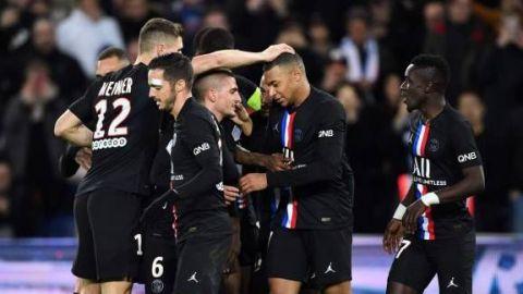 PSG arrasa a Montpellier y aumenta ventaja