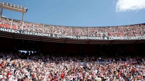 Sancionan a River Plate por incidentes en final de la Libertadores de 2018