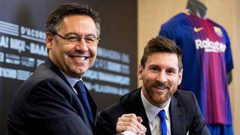 Presidente del Barcelona puede destituir hoy a Eric Abidal