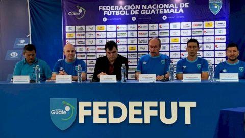 Técnicos mexicanos dirigirán selecciones de Guatemala