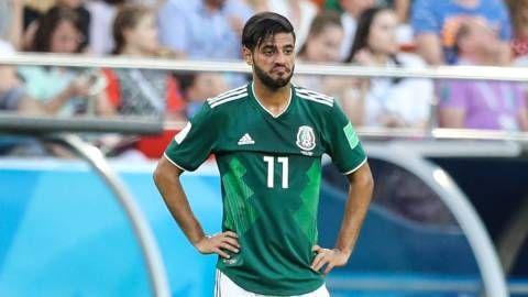 Jaime Lozano, ilusionado con tener a Carlos Vela en la Sub-23