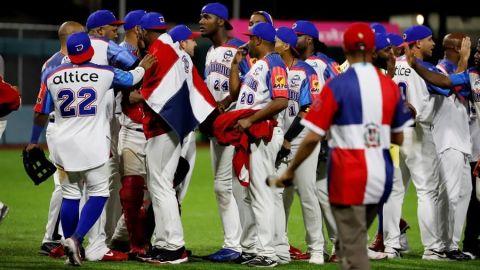 Dominicana gana 4-3 a Puerto Rico y va a la final de la Serie del Caribe