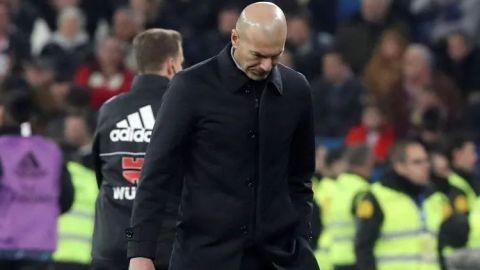 Zidane y la Copa del Rey, su cuenta pendiente
