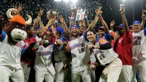 Dominicana vence a Venezuela y se corona en SC