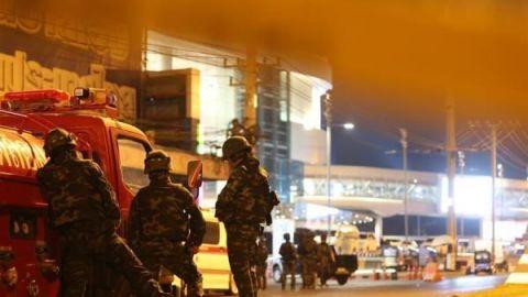 Policía dice que la situación está ''bajo control'' tras masacre en Tailandia