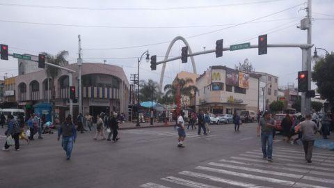 Venta impune de droga en Tijuana