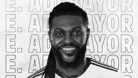 Oficial: Emmanuel Adebayor es jugador del Olimpia de Paraguay