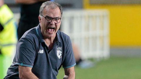 """Marcelo Bielsa """"se desnuda"""" tras perder un partido"""