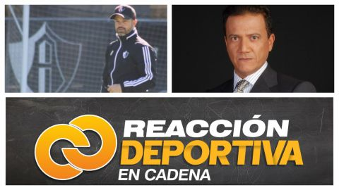 Reacción Deportiva en Cadena: 'Presión' en el periodismo deportivo