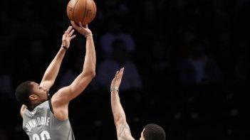 Termina racha de triunfos de Raptors, caen ante Nets