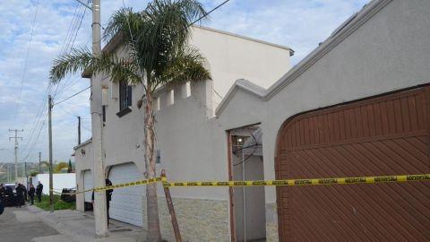 Desmantelan inmueble del Cártel de Sinaloa, resguardaban armas y droga