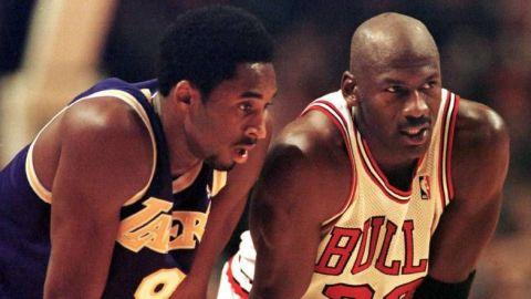 Michael Jordan, otras estrellas en Los Ángeles para honrar a Kobe Bryant