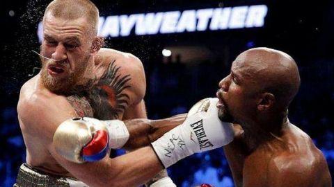 """Mayweather vs McGregor 2 va """"solo con la cantidad correcta"""""""