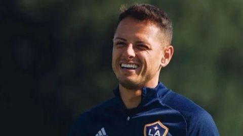 """""""Chicharito"""" será capitán del LA Galaxy"""