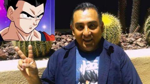 """Muere Luis Alfonso Mendoza, actor de doblaje y voz de """"Gohan"""" en """"Dragon Ball"""""""