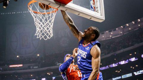 Clippers saca emocionante triunfo ante 76ers