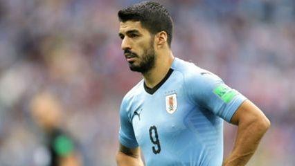 Sin Suárez, Uruguay presenta lista para eliminatorias