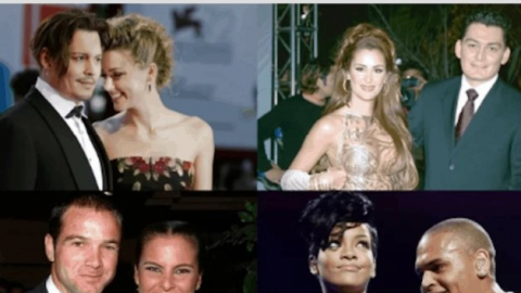 Parejas de famosos que han padecido violencia de género