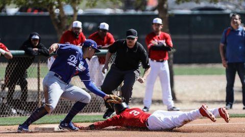 Empata Toros a Dodgers con Joc Pederson