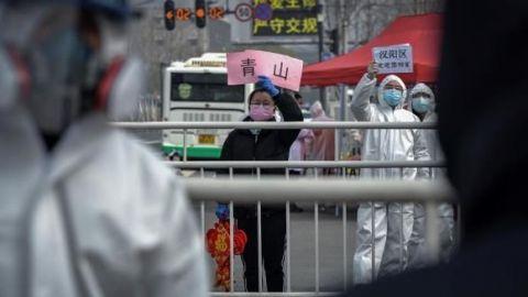Descienden a menos de 20 los nuevos casos confirmados de coronavirus en China