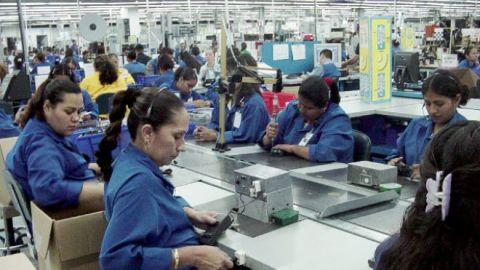 Nueve de cada diez mujeres trabajaron normal en la maquiladora