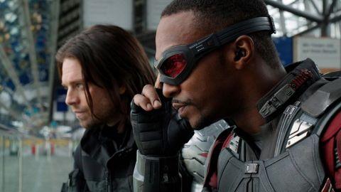 Marvel interrumpe el rodaje de ''Falcon & The Winter Soldier'' por coronavirus