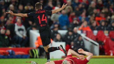 El Atleti elimina al campeón Liverpool con 2 goles de Llorente y otro de Morata