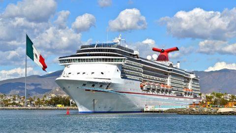 Descartan riesgos de Covid-19 por crucero en Ensenada