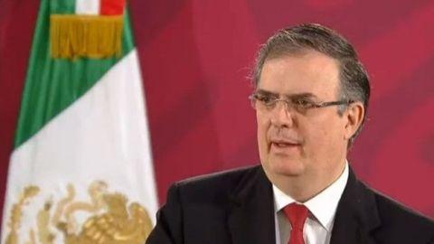 EU y México trabajan en cierre de frontera