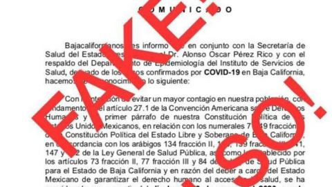 Descarta gobernador ''toque de queda'' en Baja California