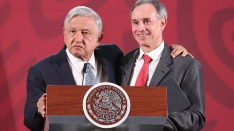 Anuncia López Obrador, que mañana dará a conocer plan contra el COVID-19