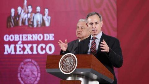 López-Gatell asegurá que México sigue en Fase 1