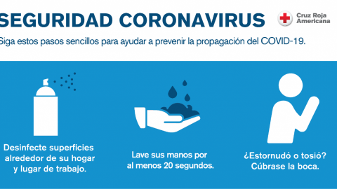 Coronavirus: recomendaciones para adultos mayores
