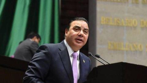Diputado Federal de Baja California da positivo al COVID-19