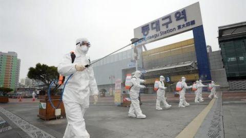 Casi 50.000 nuevos infectados por el coronavirus en el mundo en un día