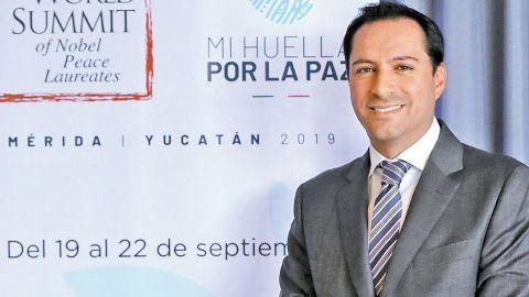 Gobernador de Yucatán desmiente tener coronavirus