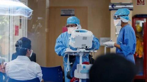 Médicos y enfermeras piden equipo para evitar contagio de Covid-19