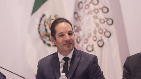 Gobernador de Querétaro da positivo a COVID-19