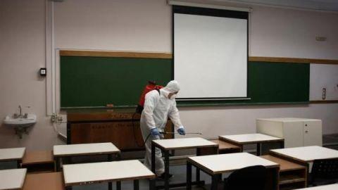 Se suspenden clases hasta el 30 de abril
