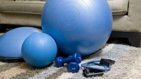 Actividad física debe continuar aún en periodo de cuarentena