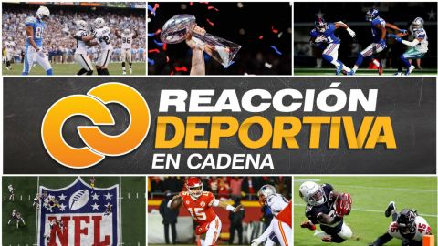 REACCIÓN DEPORTIVA EN CADENA El nuevo formato de playoffs en la NFL