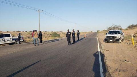 Policías de Mexicali, contagiados por coronavirus