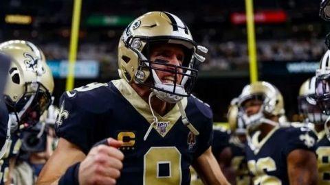 Drew Brees asegura que con Tom Brady la División Sur subirá de nivel